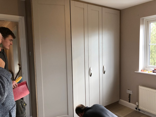 Fitting Bedroom Furniture