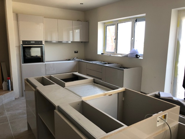 Templating Kitchen
