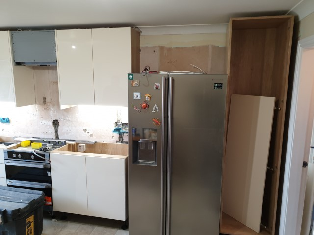 Fitting Kitchen
