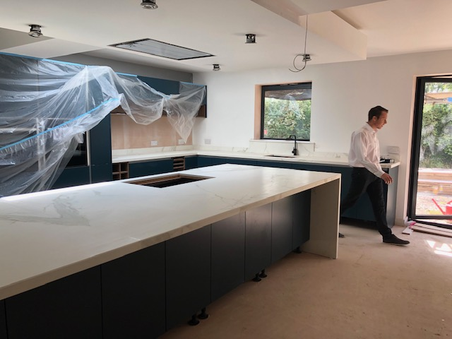 WORKTOPS FITTED