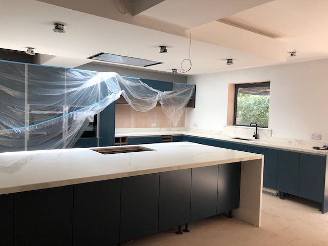 WORKTOPS FITTEDn
