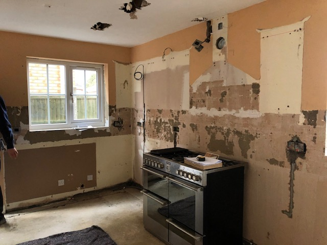 Kitchen Removed